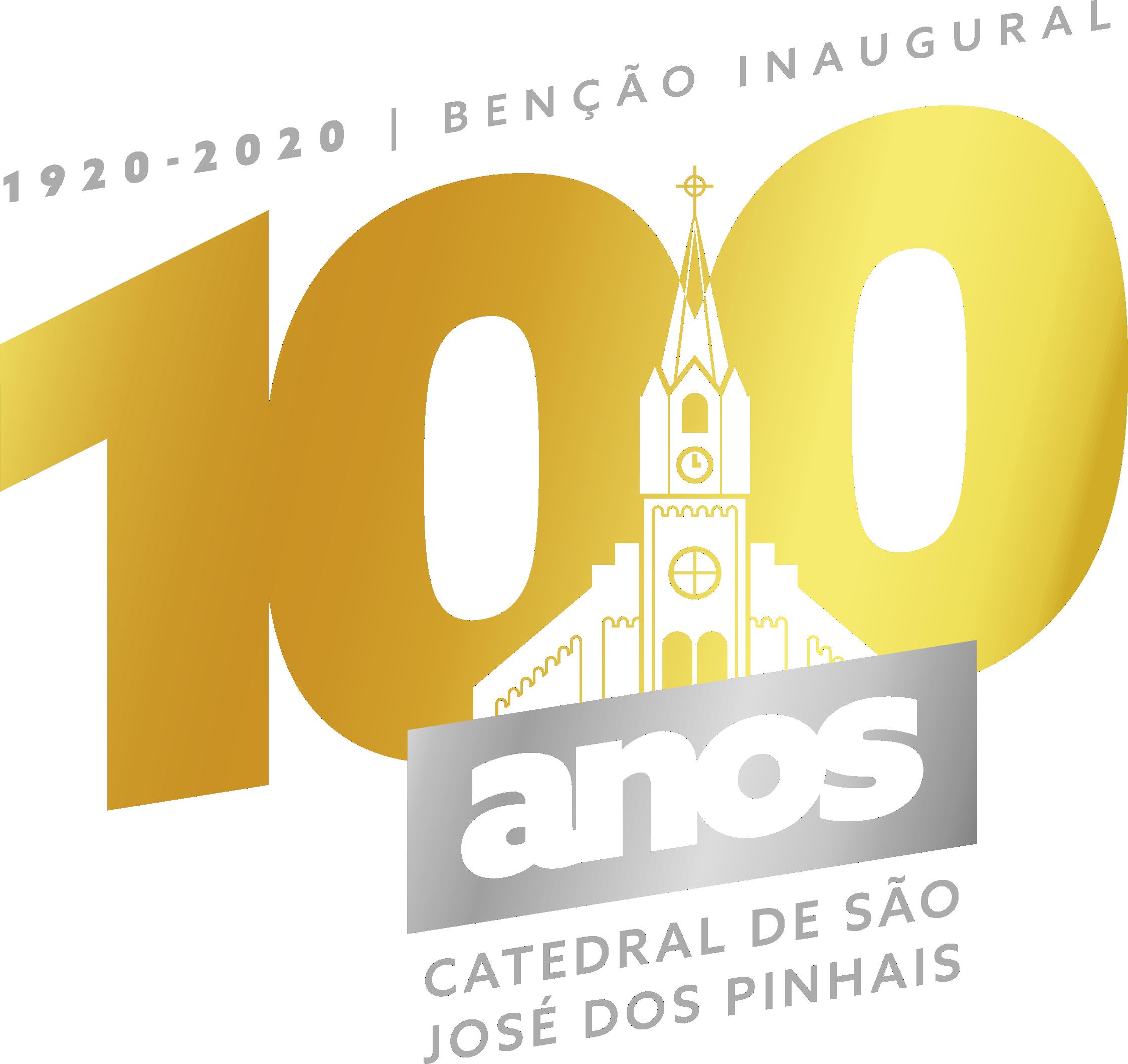 Catedral de São José dos Pinhais - 100 anos